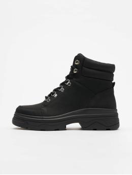 New Look Vapaa-ajan kengät Chunk - Extreme Chunky Lace Up musta
