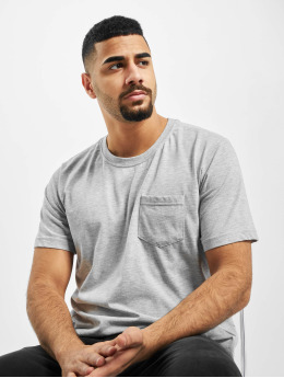 New York Style T-Shirt Juri  grey