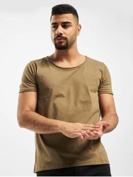 New York Style t-shirt Kolya olijfgroen