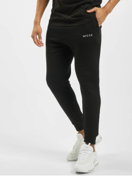 Nicce Jogging kalhoty Original Logo čern