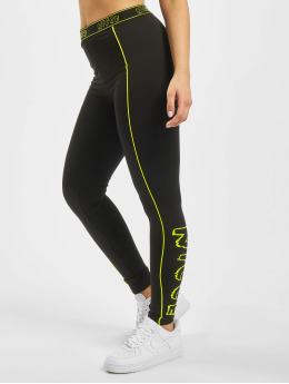 Nicce Leggings/Treggings Carbon  svart