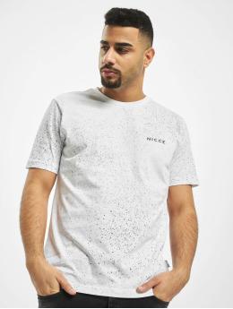 Nicce T-Shirt Splatter  white