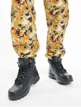 Nike Čižmy/Boots Manoa èierna
