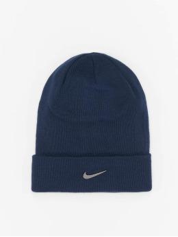 Nike Čiapky Cuffed  modrá