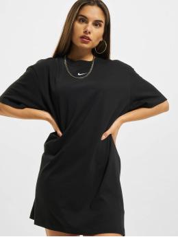 Nike Šaty Essential  čern