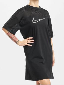 Nike Šaty Mesh čern