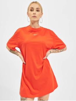 Nike Šaty Essential  červený