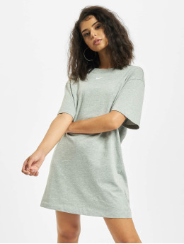 Nike Šaty Essential Dress šedá