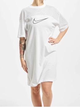 Nike Šaty Mesh  bílý