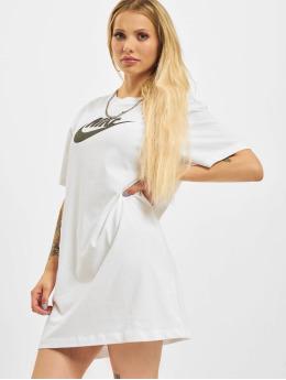 Nike Šaty Futura bílý