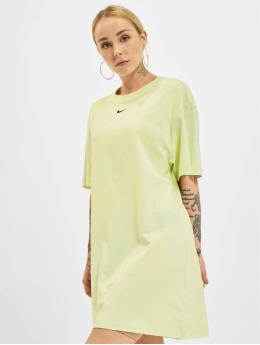 Nike Šaty Essential zelený
