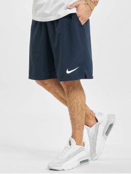 Nike Šortky DF Flex Woven  modrý