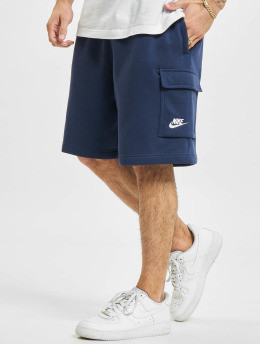 Nike Šortky Club Cargo modrý