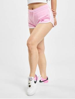 Nike Šortky Heritage Fleece ružová