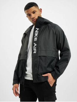 Nike Демисезонная куртка M Nsw Nike Air Wvn Hd Lnd черный