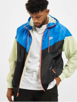 Nike Демисезонная куртка Woven черный