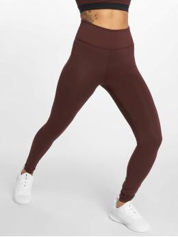 Nike Леггинсы All-In коричневый