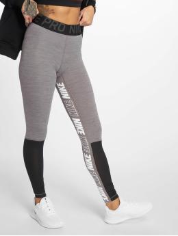 Nike Леггинсы Pro серый
