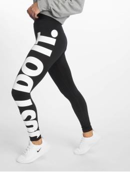 Nike Леггинсы Sportswear черный