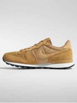 Nike Сникеры Internationalist бежевый