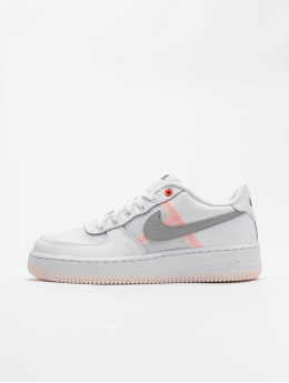 Nike Сникеры Air Force 1 LV8 1 белый