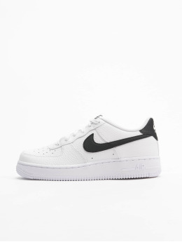 Nike Сникеры Air Force 1 (GS) белый