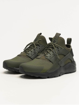 Nike Сникеры Air Huarache RN Ultra оливковый
