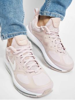 Nike Сникеры Air Max Genome розовый