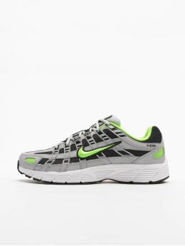 Nike Сникеры P-6000 серый