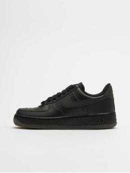 Nike Сникеры Air Force 1 '07 Essential черный