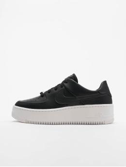 Nike Сникеры AF1 Sage Low черный