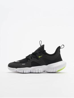 Nike Сникеры Free Run 5.0 (GS) черный
