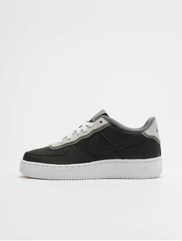 Nike Сникеры Air Force 1 LV8 1 DBL GS черный