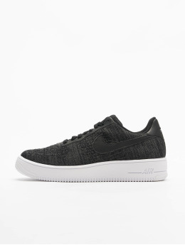 Nike Сникеры Air Force 1 Flyknit 2.0 черный