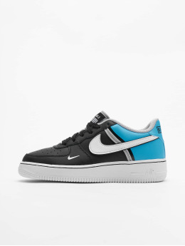 Nike Сникеры Air Force 1 LV8 2 черный