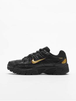 Nike Сникеры P-6000 Essential  черный