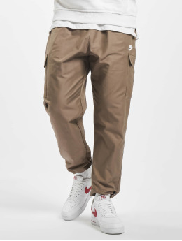 Nike Спортивные брюки Woven Players Jogger оливковый