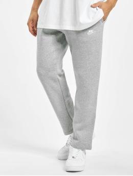 Nike Спортивные брюки Club BB Sweat серый