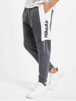 Nike Спортивные брюки Air Fleece серый