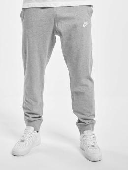Nike Спортивные брюки Club  серый