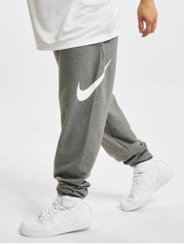 Nike Спортивные брюки DF Taper FA Swoosh серый
