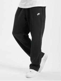 Nike Спортивные брюки Club OH BB черный