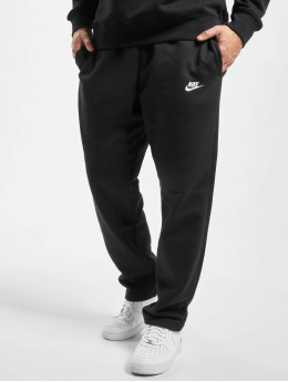 Nike Спортивные брюки Club BB черный