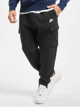 Nike Спортивные брюки Club черный