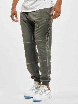 Nike Спортивные брюки Wash Revival черный