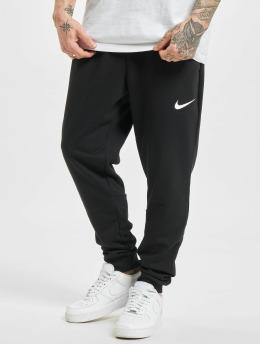 Nike Спортивные брюки DF Taper FL черный