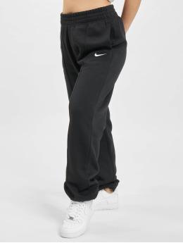Nike Спортивные брюки W Nsw Essntl Flc Hr Pnt черный
