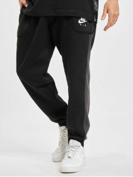 Nike Спортивные брюки Air черный