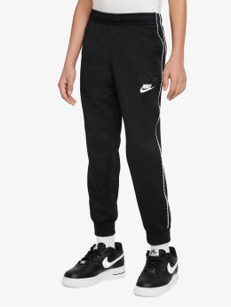 Nike Спортивные брюки Repeat  черный