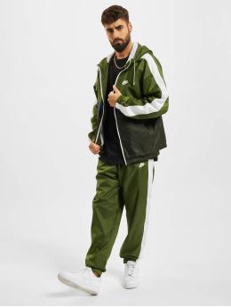 Nike Спортивные костюмы Sweat зеленый